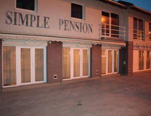 Westy Simple Pension Siófok szálláshely