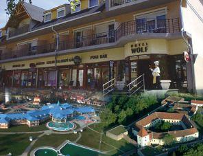 Wolf Hotel és Panzió hotel