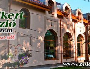 Zöldkert Panzió és Étterem szálláshely