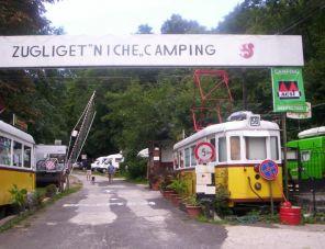 Zugligeti Niche Camping Budapest szálláshely