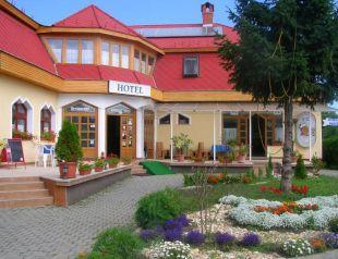 Alpokalja Panzió Étterem profil képe - Kőszeg
