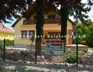 Apartman Peti profil képe - Balatonboglár