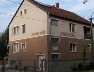 Berta-ház Apartman profil képe - Sárvár
