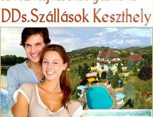 DDS szállások profil képe - Cserszegtomaj