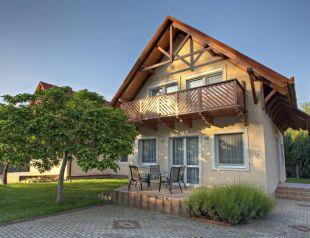Gyöngyvirág Apartmanház profil képe - Balatonlelle