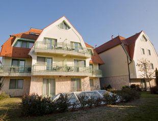 Holiday Club Apartman Hotel profil képe - Hévíz
