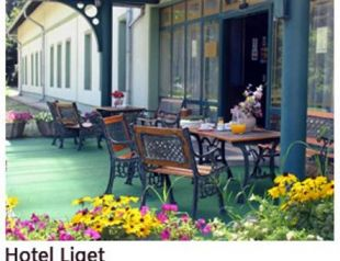 Hotel Liget profil képe - Szombathely
