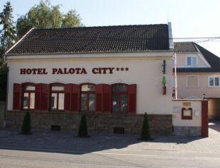 Hotel Palota City*** profil képe - Budapest