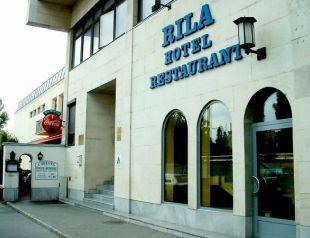 Hotel Rila profil képe - Budapest