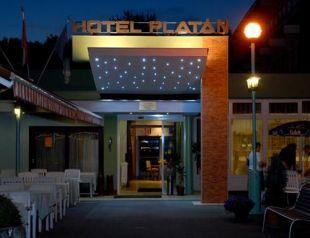 Komfort Hotel Platán profil képe - Harkány
