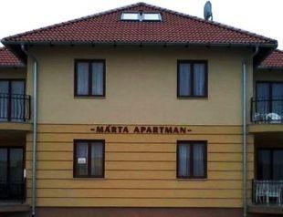 Márta Apartman profil képe - Kehidakustány