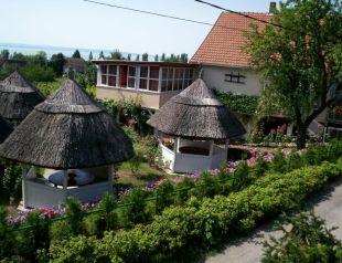 Szőlőskert Panzió profil képe - Szigliget