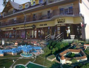 Wolf Hotel és Panzió profil képe - Sárvár