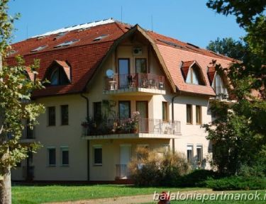 Admirális Apartman profil képe - Balatonlelle