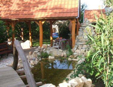 Anna Vendégház és Besenyő ház profil képe - Szentgál