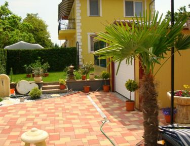 Apartman Yellow profil képe - Bükfürdő