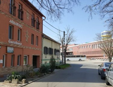 Aquarius Vendégház profil képe - Szeged