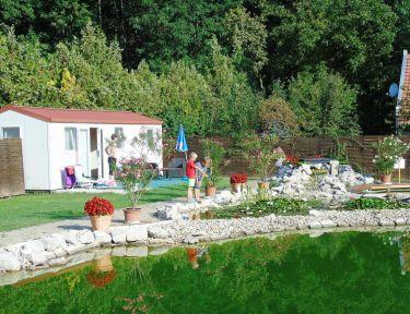 Aranykert Mobilház-Apartmanok profil képe - Vének