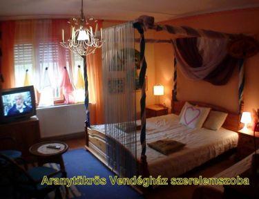 Aranytükrös Vendégház profil képe - Hollókő