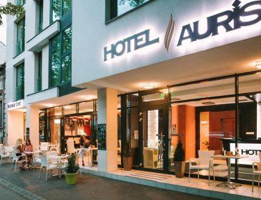 Auris Hotel profil képe - Szeged
