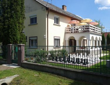 Balaton Panzió Földvár profil képe - Balatonföldvár