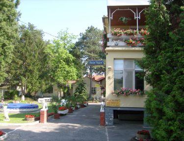 Balaton panzió profil képe - Siófok
