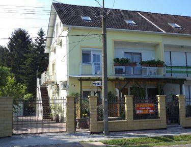 Berta ház profil képe - Siófok