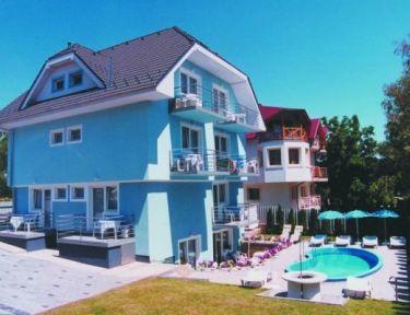 Blue Mediterrán Apartmanház és Panzió profil képe - Balatonfüred