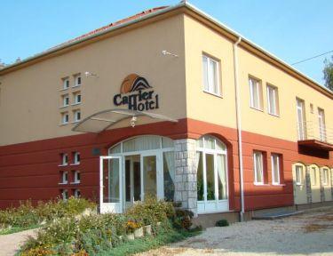 Carrier Hotel** profil képe - Komárom