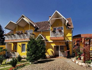 Castello Vendég és Apartmanház profil képe - Eger
