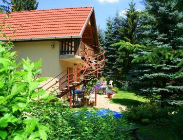 Evelin Vendégház profil képe - Parádfürdő