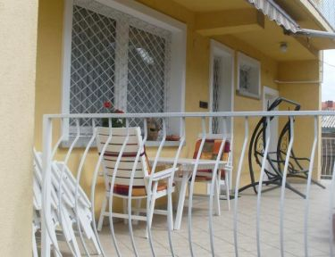 Fő utcai Apartmanház profil képe - Siófok