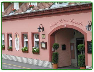 Fehér Rózsa Fogadó profil képe - Sopron