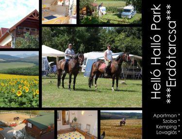Helló Halló Park profil képe - Erdőtarcsa
