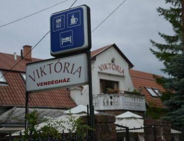 Hotel Viktória Vendégház profil képe - Balatonalmádi