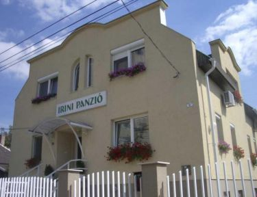 Irini Panzió profil képe - Budapest