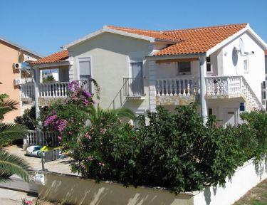 Jadran Apartmanház profil képe - Vir