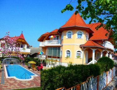 Joker Villa Apartmanház profil képe - Hévíz