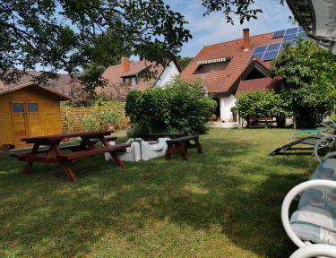 Kántás Apartmanok profil képe - Balatonszemes