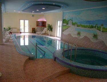 Kék Villa Apartmanház profil képe - Hévíz