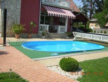 Krisztina Apartman profil képe - Balatonfenyves