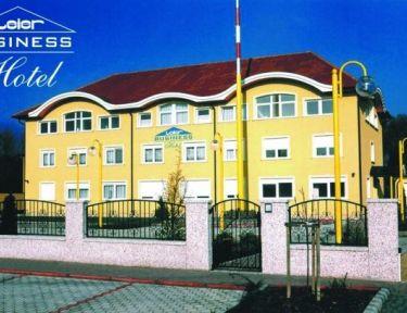 Leier Business Hotel profil képe - Gönyű