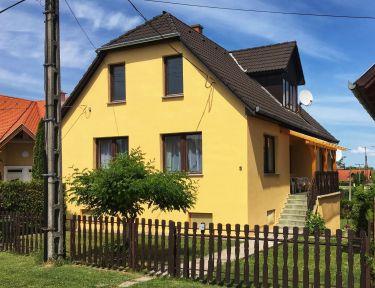 Mónika ház profil képe - Balatonlelle
