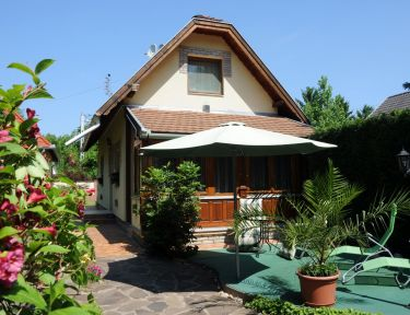 Napsugár Üdülőház 1 profil képe - Orosháza
