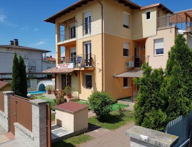 Napsugár Resort profil képe - Siófok