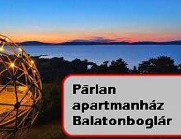 Pärlan Apartmanház profil képe - Balatonboglár