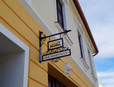 Pékapartman profil képe - Kőszeg