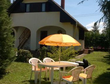 Szilvia Ház profil képe - Balatonfenyves