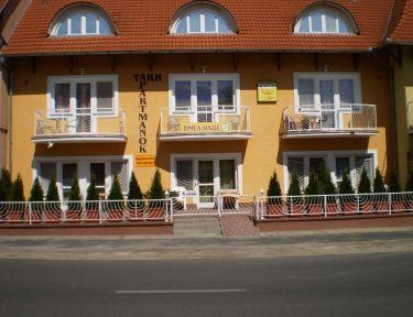 Tarr Apartmanok profil képe - Keszthely