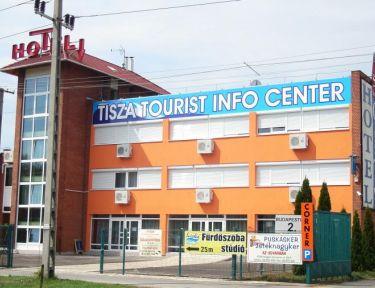 Tisza Corner Hotel profil képe - Szeged